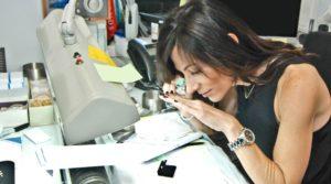 Karen Rosengart Diamond Expert