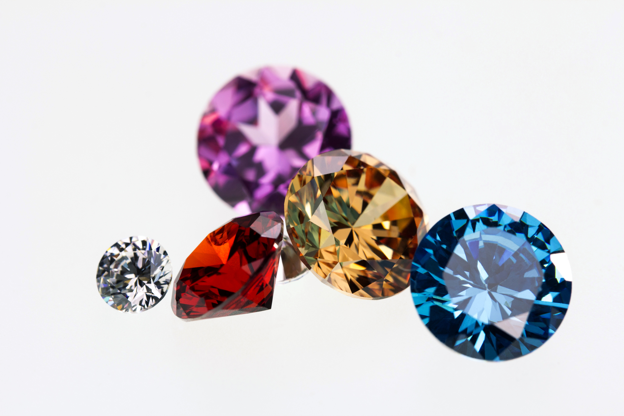 Colored Gemstones, Rubies and Sapphires Wholesale